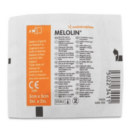 Melolin Dressing 10cm x 10cm, Low adherent and absorbable