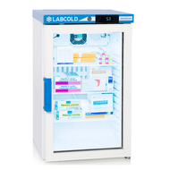 Labcold RLDG0219, 66 litre Medical Refrigerator with Glass Door