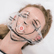 Resuscitation Face Shield with One Way Valve