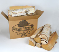 Split Firewood - White Birch