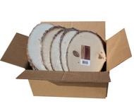 Basswood Plaque (Round/Oval) Bulk Quantity Value Box