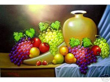 Fruits Art Philippines Oil Painting FREE SHIPPING