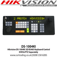Hikvision DS-1004KI 3D RS485 Keybaord Control DVR and PTZ Separately