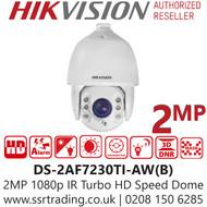 Hikvision 2MP 30 x Optical Zoom Auto-tracking 200m IR Range PTZ- DS-2AF7230TI-AW(B)