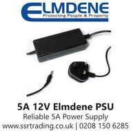 5A 12V Elmdene Branded Encapsulated Power Supply (PSU)