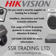 Hikvision CCTV Camera Authorised Distributor in London - Hikvision CCTV Camera Authorised Distributor in UK  - Hikvision Channel Parter in London