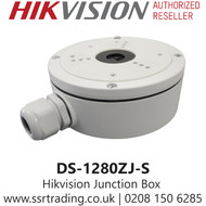 Hikvision Large Junction Box for Different Cameras - DS-1280ZJ-S