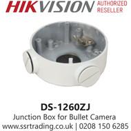 Hikvision Junction Box for Big Bullet Cameras - DS-1260ZJ