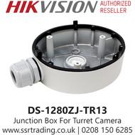 Hikvision Flush Junction Box Turret Cameras - DS-1280ZJ-TR13