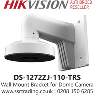 Hikvision - Wall Mount Bracket For Mini Dome Camera - DS-1272ZJ-110/TRS