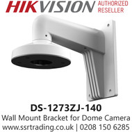 Hikvision Wall Mounting Bracket For Dome Camera - DS-1273ZJ-140
