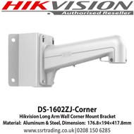 Hikvision Bracket with Corner Mount for Large PTZ Cameras - DS-1602ZJ/Corner