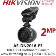 Hikvision Dashboard Camera 2MP Full HD 1080P - AE-DN2016-F3