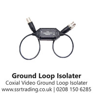 Qvis Coxial Video Ground Loop Isolater -TT-600