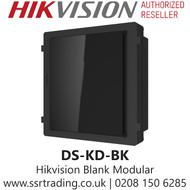 Hikvision Blank Module - DS-KD-BK