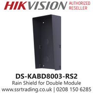 Hikvision Rain Shield for Double Door Station Module - DS-KABD8003-RS2