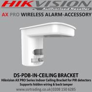 Hikvision AX PRO Indoor Ceiling Bracket for PIR detectors - DS-PDB-IN-CEILINGBRACKET