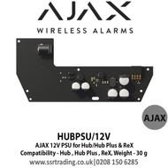 AJAX PSU for Hub/Hub Plus & ReX Compatibility - HUBPSU/12V