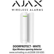 Ajax Wireless opening detector - DOORPROTECT - WHITE