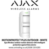 AJAX Wireless Outdoor Motion Detector  - MOTIONPROTECT PLUS OUTDOOR