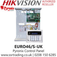 Pyronix CONTROL PANEL HYBRID EURO 46 Panel +RKP 1 - EURO46/S-UK