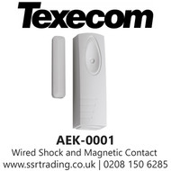 Texecom Impaq Wired Shock and Magnetic Contact- AEK-0001