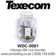 Texecom Grade 2 Sounder with Integral Backlight - WDC-0001