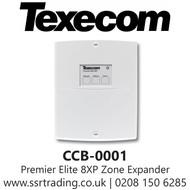 Texecom Premier Elite 8XP Remote Zone Expander - CCB-0001