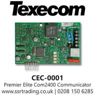 Texecom Premier Elite Com2400 Digital Communicator - CEC-0001