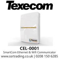 Texecom Connect SmartCom Ethernet & Wi-Fi Communicator - CEL-0001