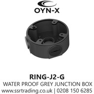 Junction Box Grey For HD Camera RING-J2-G