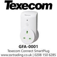 Texecom Connect SmartPlug - Take control over your powered devices - GFA-0001