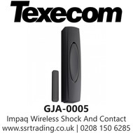 Texecom Impaq Wireless Shock And Contact, Anthracite Grey - GJA-0005
