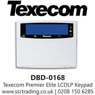 Texecom Premier Elite LCDLP Keypad - DBD-0168