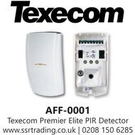Texecom Premier Elite QD Quad PIR Motion Detector - AFF-0001
