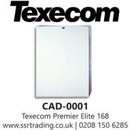 Texecom Premier Elite 168 - Control Panel Metal - CAD-0001