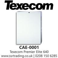 Texecom Premier Elite 640 - Control Panel Metal - CAE-0001