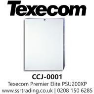 Texecom Premier Elite PSU200XP 2.5Ah Power Supply with 8XP Expander - CCJ-0001