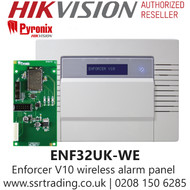 Pyronix Enforcer V10 Wireless Alarm Panel - ENF32UK-WE