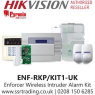 Pyronix Enforcer Wireless Intruder Alarm Kit - ENF-RKP/KIT1-UK