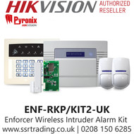Pyronix Enforcer Wireless Intruder Alarm Kit - ENF-RKP/KIT2-UK
