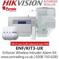 Pyronix Enforcer Wireless Intruder Alarm Kit -  ENF/KIT3-UK
