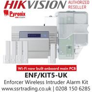 Pyronix Enforcer Wireless Intruder Alarm Kit - ENF/KIT5-UK