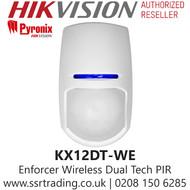 Pyronix Enforcer Wireless Dual Tech PIR - KX12DT-WE