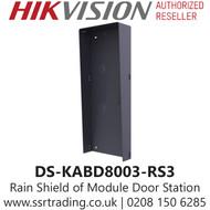Hikvision Rain Shield of Module Door Station - DS-KABD8003-RS3