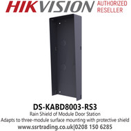 Hikvision DS-KABD8003-RS3 Rain Shield of Module Door Station