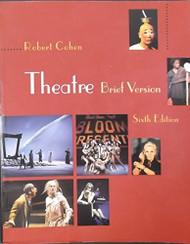 Theatre Brief Version - Robert Cohen