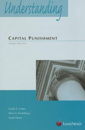 Understanding Capital Punishment Law