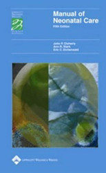 Manual Of Neonatal Care - John P Cloherty