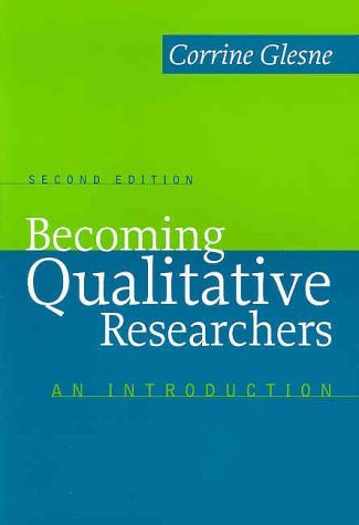 Becoming Qualitative Researchers: An Introduction ...